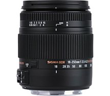 Objectif pour Reflex Sigma  18-250mm f/3.5-6.3 Macro DC OS HSM Nikon