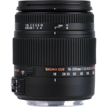 Sigma 18-250mm f/3.5-6.3 Macro DC OS HSM Nikon