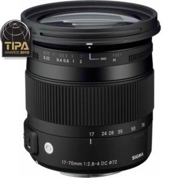 Sigma 17-70mm f/2.8-4 Macro DC OS HSM Canon