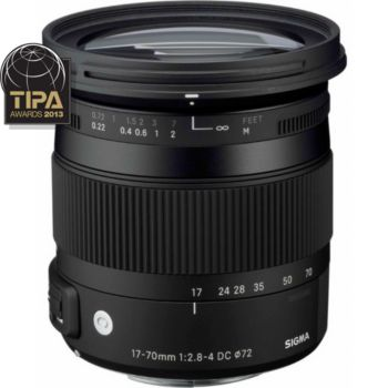 Sigma 17-70mm f/2.8-4 Macro DC OS HSM Nikon