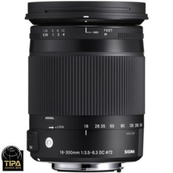 Sigma 18-300mm f/3.5-6.3 Macro DC HSM Pentax