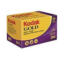 Pellicule Kodak GOLD 200 135-36 - Blister