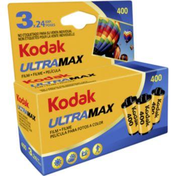 Kodak Pellicule ULTRAMAX 135 / 3x24 poses