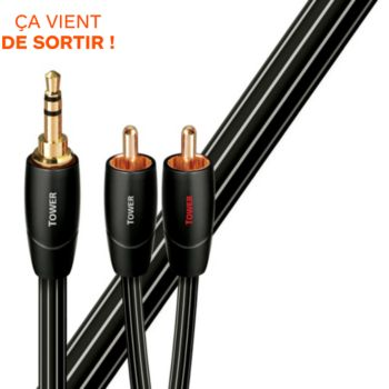 Audioquest 1.0M TOWER 3.5M-RCA