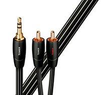 Câble Jack Audioquest  2.0M TOWER 3.5M-RCA