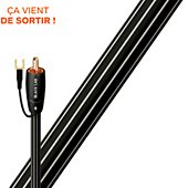 Câble subwoofer Audioquest 8.0M BLACK LAB SUBWOOFER