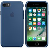 Coque Apple iPhone 7 Bleu Atlantique