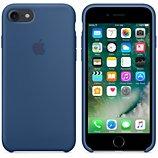 Coque Apple  iPhone 7 Bleu Atlantique