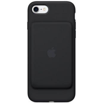 apple iphone 7 smart battery case black accessoire iphone. Black Bedroom Furniture Sets. Home Design Ideas