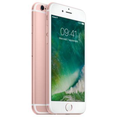 Smartphone Apple iPhone 6s Rose Gold 32GO