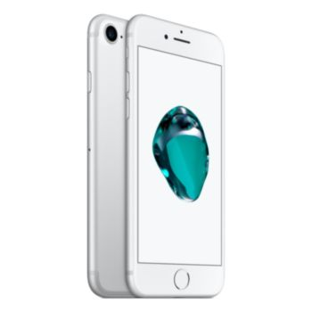 Apple iPhone 7 Silver 128 GO 				 			 			 			 				reconditionné
