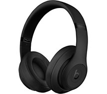Casque Beats Studio3 Wireless noir mat