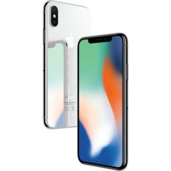 Apple iPhone X Argent 64 GO     reconditionné