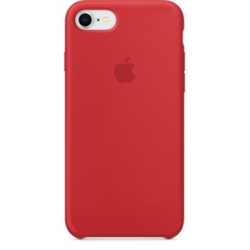Apple iPhone 7/8 Silicone (PRODUCT) rouge