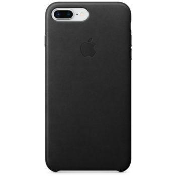 Apple iPhone 7/8 Plus Cuir noir