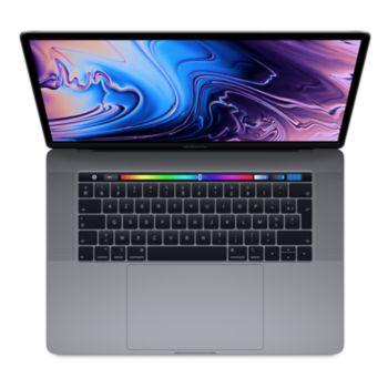 Macbook Pro 15p Touch Bar i7 256Go Gris S