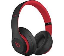Casque Beats  Studio3 Wireless Black-Red Decade