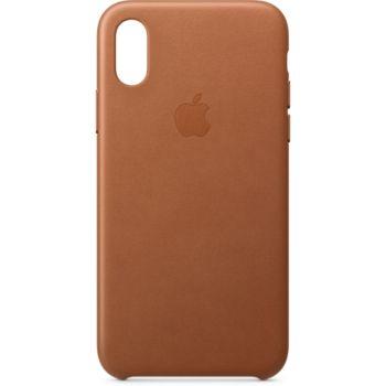 Apple iPhone Xs Cuir havane