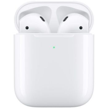 Apple AirPods 2 + boitier de charge sans fil