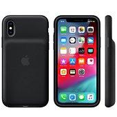 Coque avec batterie Apple iPhone Xs Batterie intégrée noir