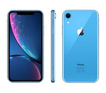 Smartphone Apple iPhone XR Bleu 64 Go