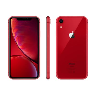 Location SMARTPHONE APPLE IPHONE XR RED 128 GO