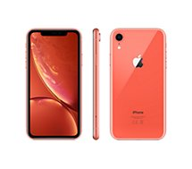 Smartphone Apple  iPhone XR Corail 256 Go