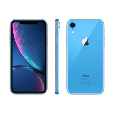 Location SMARTPHONE APPLE IPHONE XR BLEU 256 GO