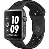 Montre connectée Apple Watch  Nike + 42MM Alu Gris/Noir Series 3