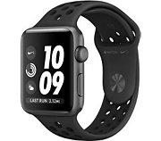 Apple Watch Nike + 42MM Alu Gris/Noir Series 3