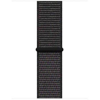 Apple 40 mm Boucle Sport noir