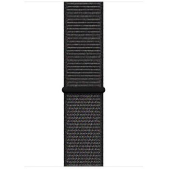 Apple 44 mm Boucle Sport noir