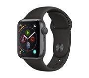 Apple Watch 40MM Alu Gris / Noir Series 4