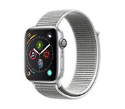 Apple Watch 44MM Alu Arg /Boucle Coquillage Series 4