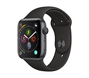 Apple Watch 44MM Alu Gris / Noir Series 4