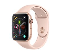 Montre connectée Apple Watch 44MM Alu Or / Rose Series 4