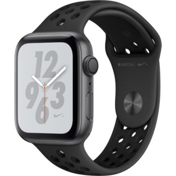 Apple Watch Nike+ 40MM Alu Gris/Noir Anth Series 4