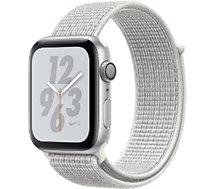 Montre connectée Apple Watch Nike+ 44MM Alu Arg/Boucle Blanc Series 4
