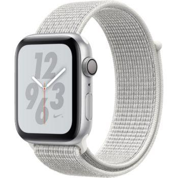Apple Watch Nike+ 44MM Alu Arg/Boucle Blanc Series 4