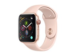Montre connectée Apple Watch 44MM Alu Or / Rose Series 4 Cellular