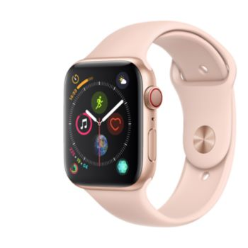 Apple Watch 44MM Alu Or / Rose Series 4 Cellular