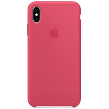Apple iPhone Xs Max Silicone hibiscus