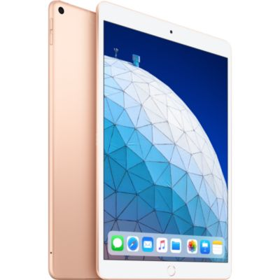 Location Tablette Apple Ipad Air 10.5'' 256Go Cell Or