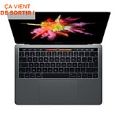 Ordinateur Apple Macbook Pro New 13 Touch Bar I5 256 Gris Sidéral