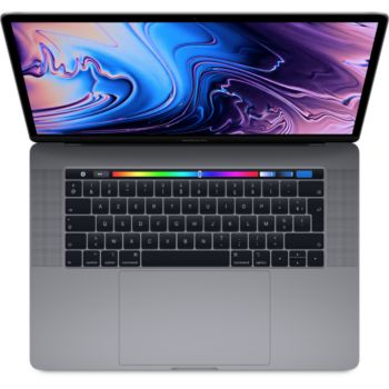 Macbook Pro New 15 Touch Bar I7 256 Gris Sidéral