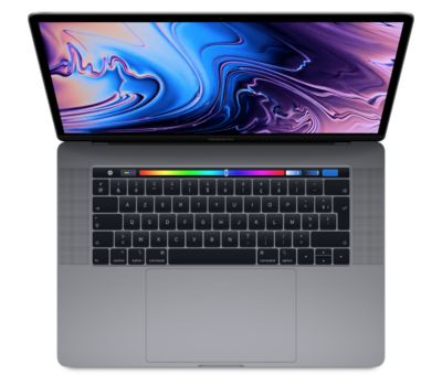 Ordinateur Apple Macbook Pro 15 Touch Bar I9 512 Gris Sidéral
