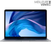 Ordinateur Apple Macbook AIR i5 128Go Gris sidéral