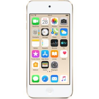 Apple Ipod Touch 128GB Or