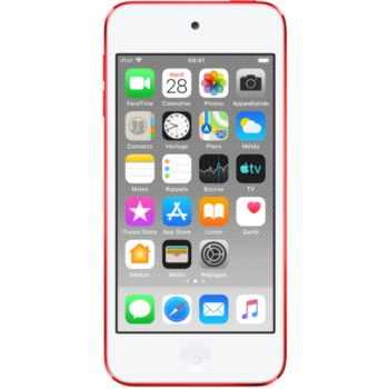 Apple Ipod Touch 128GB Rouge