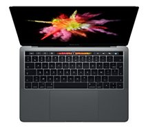 Ordinateur Apple Macbook  Pro 13 Touch Bar I5 1.4 256 Gris